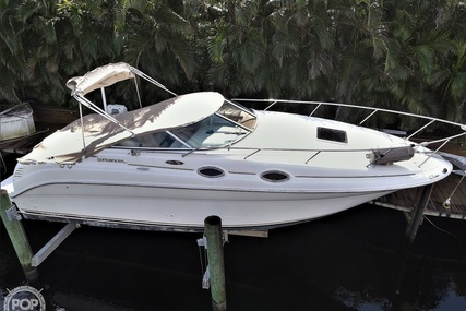 Sea Ray 260 Sundancer for sale in United States of America for $30,600 (£21,946)