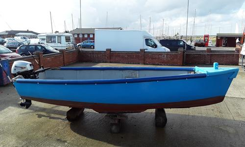 Image of Colvic Dayboat for sale in United Kingdom for £3,500 Walton on the Naze, United Kingdom
