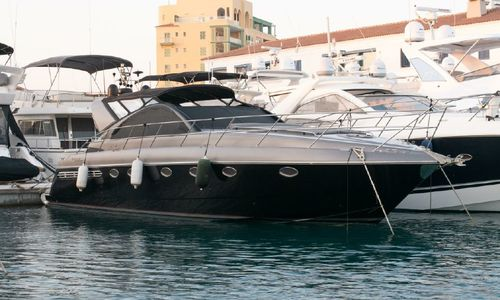 Image of Fairline Targa 48 for sale in Cyprus for $211,291 (£151,409) LIMASSOL , Cyprus