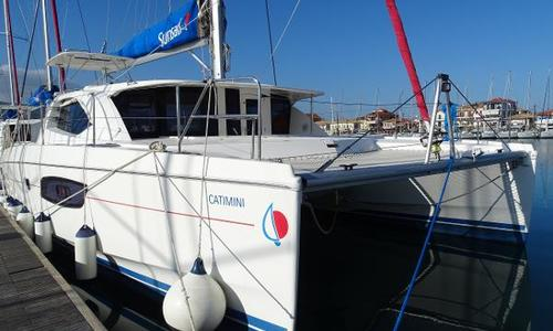 Image of Leopard 44 for sale in Greece for €239,000 (£205,152) Lefkas, Greece