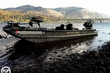Gator Trax Hyper Sport Duck Boat for sale in United States of America for $18,250 (£13,106)
