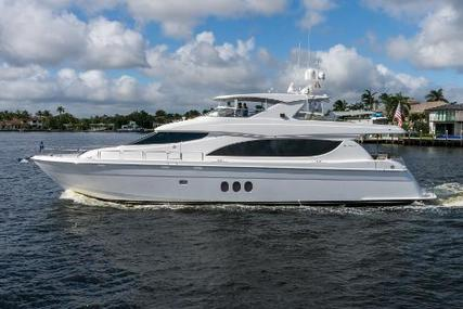 Hatteras 80 Motor Yacht for sale in United States of America for $3,590,000 (£2,604,204)