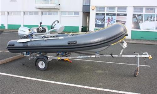 Image of Highfield 380 Classic for sale in United Kingdom for £8,000 Holyhead, Isle of Anglesey, Wales, United Kingdom