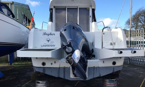 Image of Jeanneau Merry Fisher 695 for sale in United Kingdom for £52,950 Lawrenny, United Kingdom