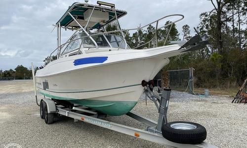 Image of Aquasport 225 Explorer for sale in United States of America for $13,250 (£9,695) Port Saint Joe, Florida, United States of America