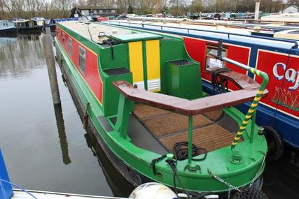 Narrowboat 57' Reeves Cruiser Stern for sale in United Kingdom for £64,950