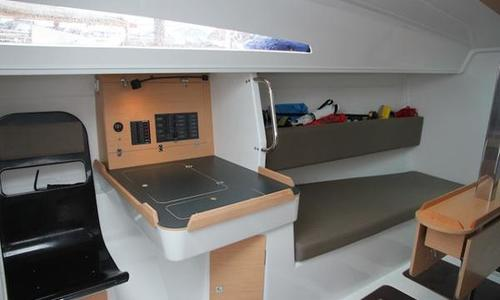 Image of Jeanneau Sun Fast 3600 for sale in Ireland for €149,000 (£127,398) Greystones Harbour Marina, Ireland
