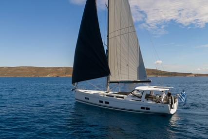 Hanse 588(GEN,AC,WATERMAKER) for charter in Greece from €7,300 / week