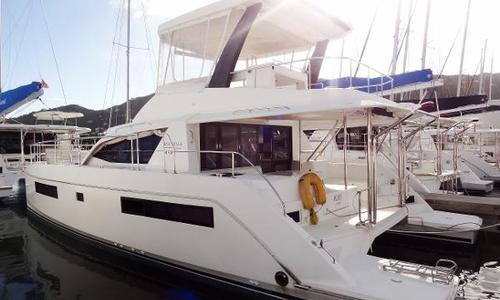 Image of Leopard 43 Powercat for sale in British Virgin Islands for $429,000 (£308,015) Tortola, British Virgin Islands