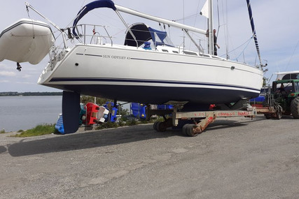 Jeanneau Sun Odyssey 43 for sale in France for €102,000 (£90,673)