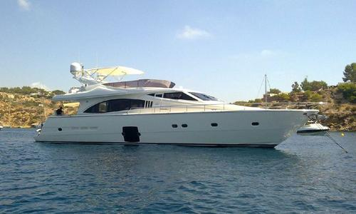 Image of Ferretti 731 for sale in Malta for €950,000 (£813,600) Valletta, , Malta