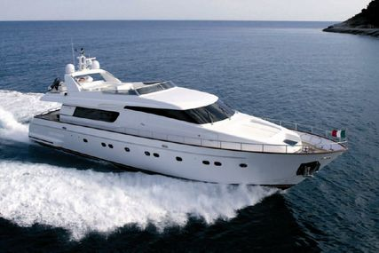 Sanlorenzo Sl82 for sale in France for $844,357 (£621,376)