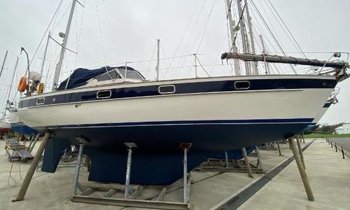 Image of Hallberg-Rassy 352 for sale in United Kingdom for £75,000 Hamble, United Kingdom