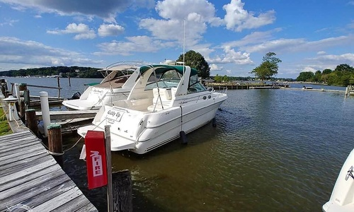Image of Sea Ray 310 Sundancer for sale in United States of America for $40,000 (£28,274) Edgewood, Maryland, United States of America