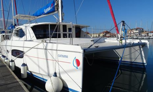 Image of Leopard 44 for sale in Greece for €239,000 (£206,422) Lefkas, , Greece