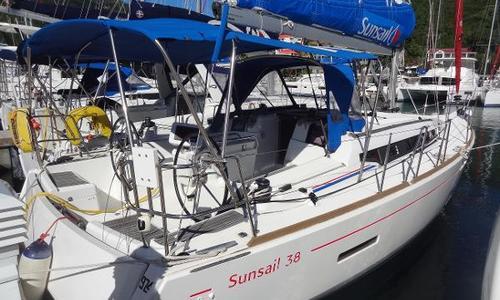Image of Jeanneau Sun Odyssey 389 for sale in British Virgin Islands for $189,000 (£136,225) Tortola, British Virgin Islands