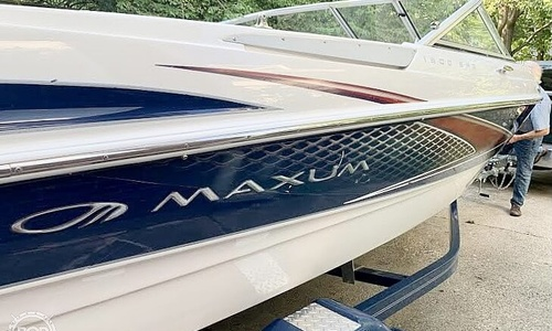 Image of Maxum 1800 SR3 for sale in United States of America for $14,990 (£10,840) Round Lake, Illinois, United States of America