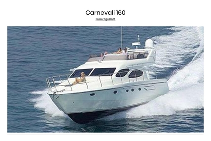 Carnevali 160 for sale in Italy for €320,000 (£274,579)