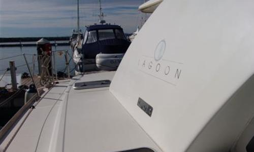 Image of Lagoon 440 for sale in Spain for €255,000 (£220,869) Spain