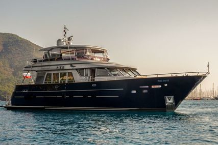 Mulder Millennium 80 for sale in Turkey for $1,276,175 (£922,405)