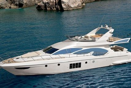 Azimut Yachts 70 for sale in Turkey for $1,385,562 (£1,005,094)