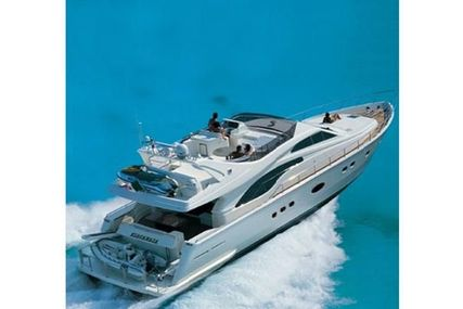 Ferretti 680 for sale in Italy for $571,240 (£412,886)