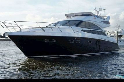 Princess 54 for sale in Turkey for $576,013 (£421,635)