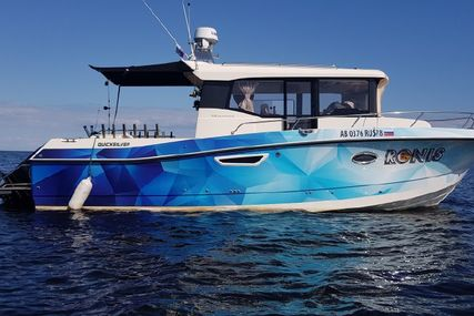 Quicksilver 905 Pilothouse for sale in Russia for $161,649 (£114,729)