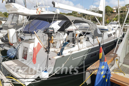 Hanse 455 for sale in Spain for €245,000 (£216,483)