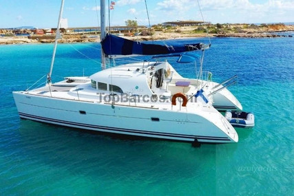 Lagoon 380 for sale in Spain for €160,000 (£141,617)
