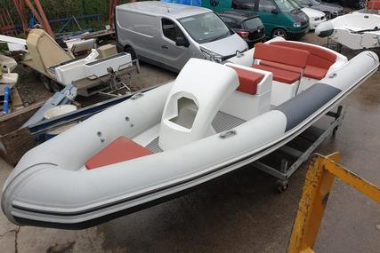 Rib-X Xp740 for sale in United Kingdom for £40,000