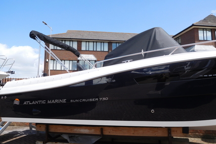 Atlantic Sun Cruiser 730 *NEW BOAT* On The Water Package for sale in United Kingdom for £77,500