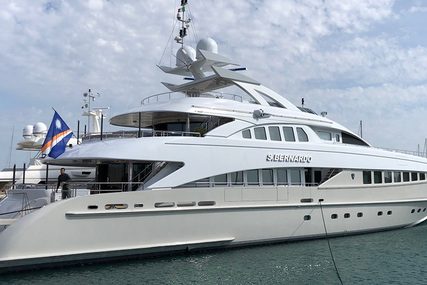 Heesen 44m for sale in France for €14,850,000 (£12,817,746)