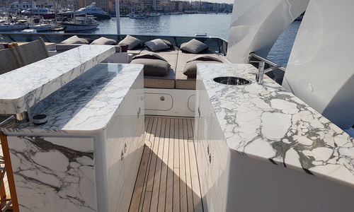 Image of Heesen 44m for sale in France for €14,850,000 (£12,790,037) Mediterranean southern , France