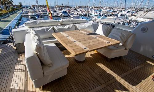 Image of Sunseeker Predator 84 for sale in Spain for €1,695,000 (£1,468,511) La Manga, Spain