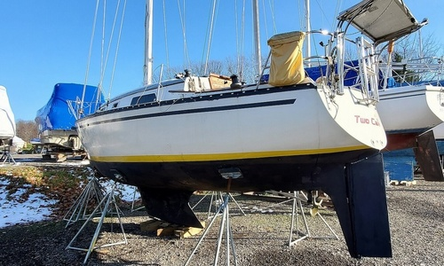 Image of Hunter 30 for sale in United States of America for $10,500 (£7,453) North Rose, New York, United States of America