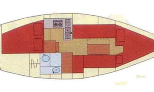 Image of Dehler 31 for sale in United Kingdom for £19,750 Steeple, , United Kingdom