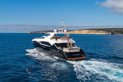 Sunseeker 115 Sport Yacht for sale in Spain for €6,300,000 (£5,426,450)