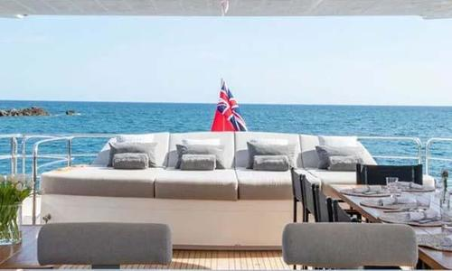 Image of Sunseeker 115 Sport Yacht for sale in Spain for €6,300,000 (£5,442,718) Mallorca, Spain
