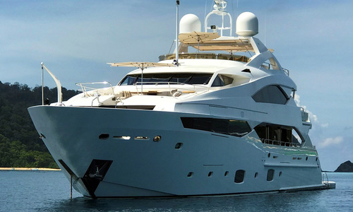 Image of Sunseeker 40M for sale in Thailand for €7,900,000 (£6,767,871) Thailand