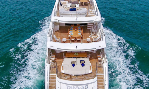 Image of Sunseeker 40M for sale in Thailand for €7,900,000 (£6,804,127) Thailand