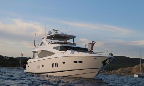 Image of Sunseeker M/Y LI-JOR for sale in Netherlands for €1,695,000 (£1,452,903) Netherlands