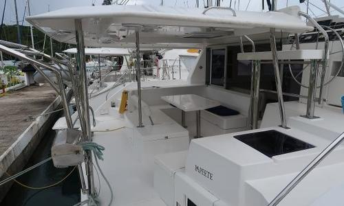 Image of Leopard 40 for sale in French Polynesia for €289,000 (£250,318) Raiatea, French Polynesia