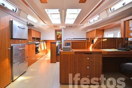 Hanse 575 for charter in Greece from €5,200 / week