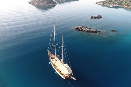Custom Built GULET for charter in Turkey from €21,000 / week