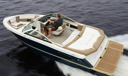 Image of Four Winns H210 for sale in United Kingdom for £51,999 Poole, United Kingdom