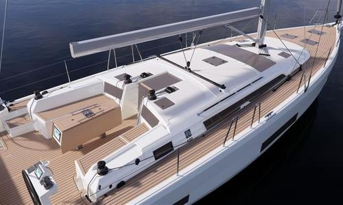 Image of Dufour Yachts 470 for sale in United Kingdom for £499,950 Windermere, United Kingdom
