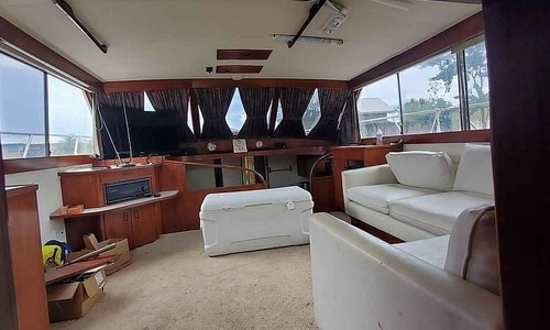 Image of Ocean Yachts 42 Sunliner for sale in United States of America for $94,500 (£67,846) Lynn Haven, Florida, United States of America