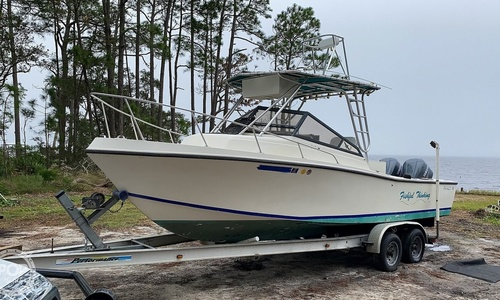 Image of Mako 258 for sale in United States of America for $17,500 (£12,650) Carrabelle, Florida, United States of America
