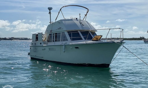 Image of Hatteras 38 Double Cabin for sale in United States of America for $35,000 (£25,423) Key West, Florida, United States of America